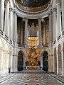 Schloss Versailles Paris Eingangshalle.jpg