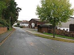 Erlenweg in Burgwald