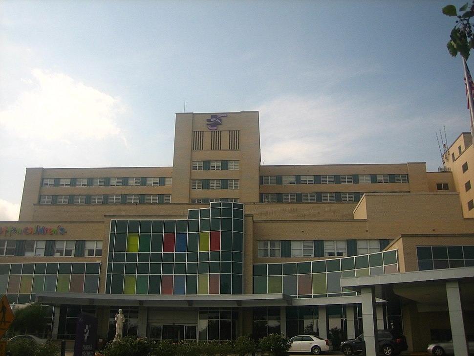 Schumpert Hospital, Shreveport, LA IMG 1576