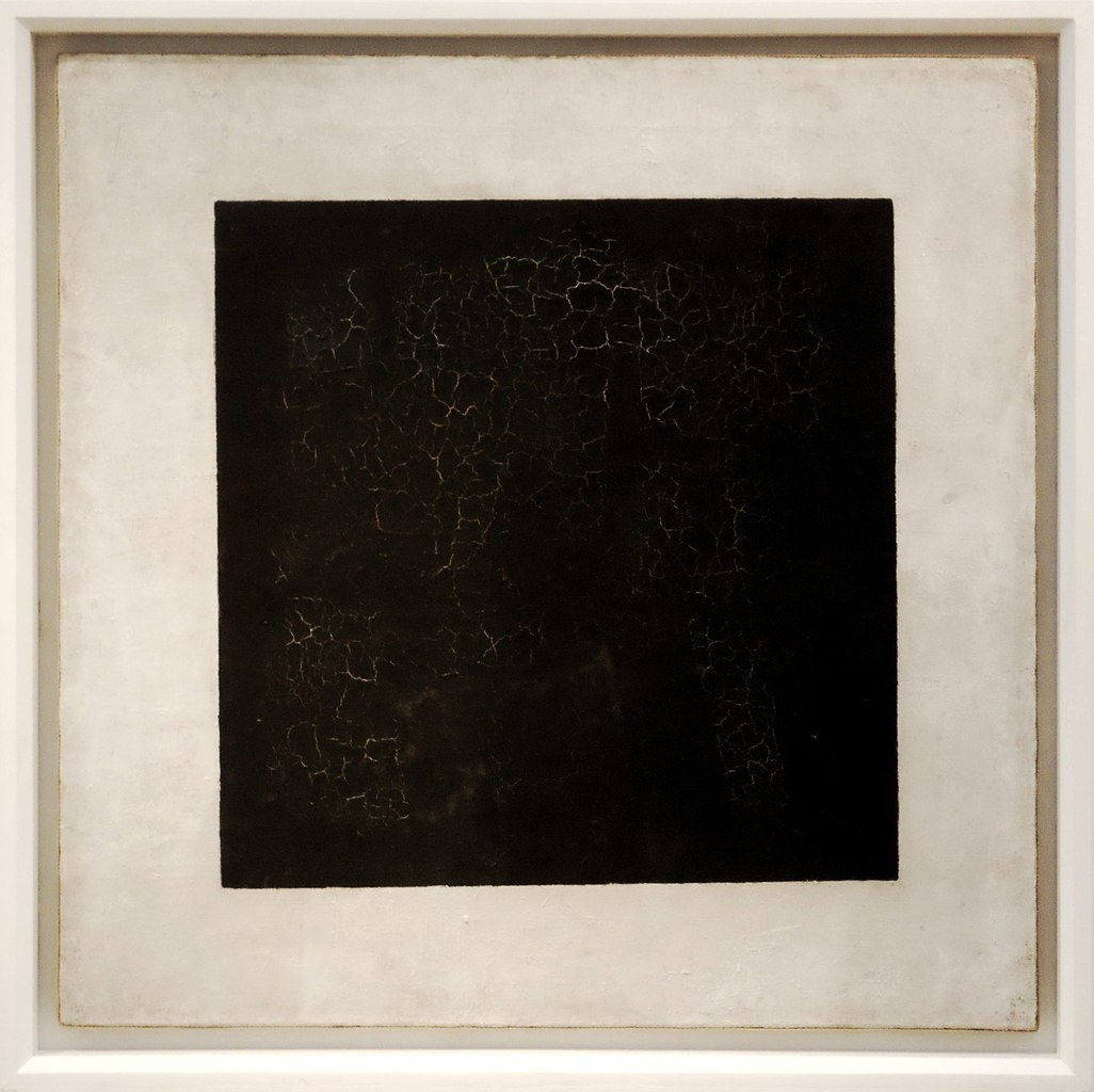 an interpretation of the red square painting by the russian painter kasimir malevich Kasimir malevich and the rupture of logic  without reviewing the more detailed analysis of the symbols in the above paintings, we can note that central to both .