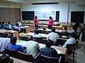 Science Career Ladder Workshop - Indo-US Exchange Programme - Science City - Kolkata 2008-09-17 01410.JPG