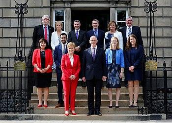 Scottish Government Wikipedia