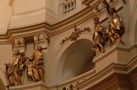 Sculpture DominicansChurch Lvov 2007.jpg
