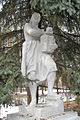 Sculpture in Central Park of Culture and Recreation in Volzhsky 007.jpg