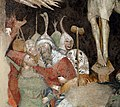Scuola pistoiese, crocifissione, xiv secolo 04,2.jpg
