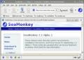 SeaMonkey 2.1a2 start xfce4 smaller.png