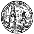 Seal of Virginia - 1714.png