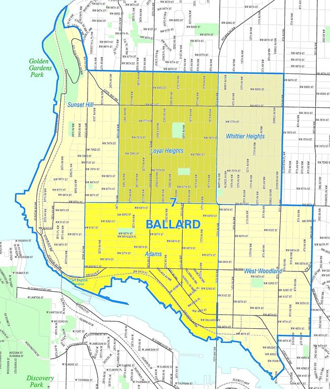 File:Seattle - Ballard map.jpg - Wikimedia Commons