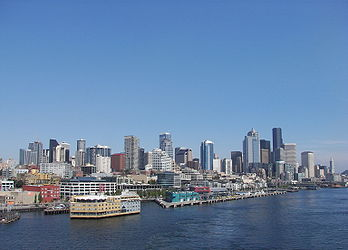 Seattle downtown from Elliott Bay.jpg