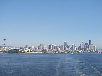 Seattle downtown from Elliott Bay 6.jpg