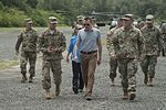 Secretary of the Army Fanning visits Soldiers at PACMAN-I 160726-F-AD344-017.jpg