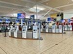 Self check in at Brisbane International Terminal in March 2019, 01.jpg