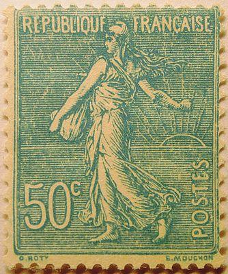 Semeuse 1921 - 50 centimes Bleu.JPG