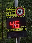Semily, 3. května, ukazatel rychlosti - 46.jpg