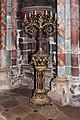 Semur en Auxois-Collégiale Notre Dame-Chapelle Notre Dame-Candélabre-20110304.jpg