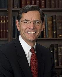 Sen. John Barrasso Official Portrait 7.17.07.jpg