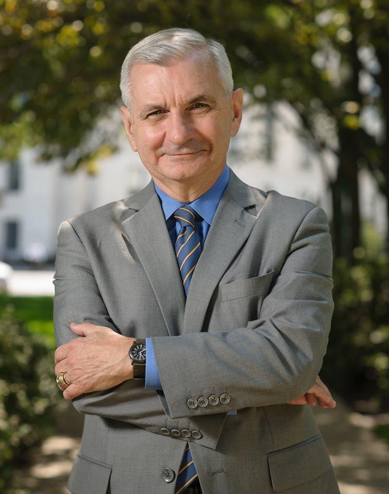 Senator Jack Reed official photo