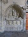 Sepulcros de Juan Martínez , arcediano de Saldaña y Sancho Diaz. Catedral de León.jpg