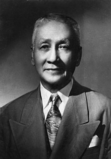 Sergio Osmeña 4th President of the Philippines from 1944 to 1946