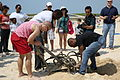 Service, community members clean Tropical Beach 140405-M-XX000-175.jpg
