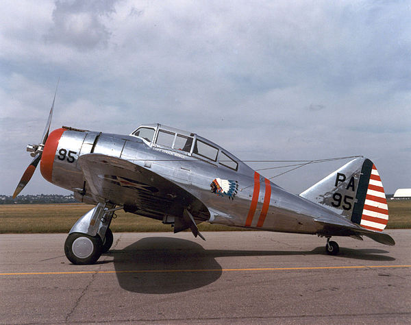 Cours d'histoire avions US exotiques  600px-Seversky_P-35A_USAF