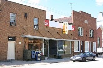 Seward, Illinois - Image: Seward, IL Downtown