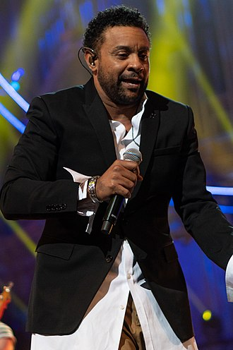 Shaggy (musician) - Shaggy at The Queen's Birthday Party in 2018