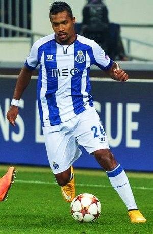 Alex Sandro - Alex Sandro playing for Porto