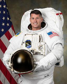 Robert S. Kimbrough American astronaut