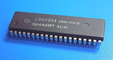 Sharp's LH0080 Sharp version of the Z80 Sharp LH0080A.jpg
