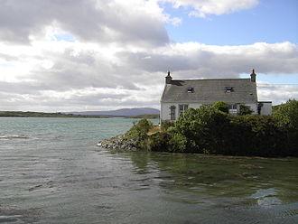 Sherkin Island - The old school house