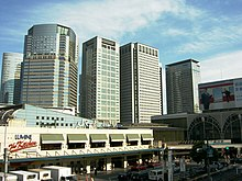 Shinagawa Station 20070504-02.jpg