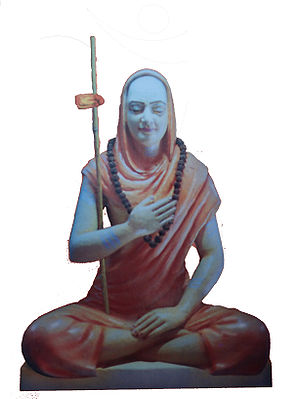 Advaita Vedanta - Statue of Gaudapada.