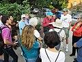 Sidney Horenstein leads tour of Isham Park.jpg