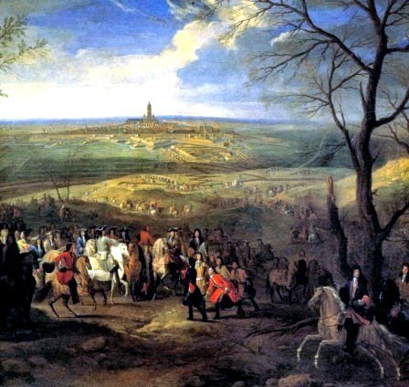 Siege of Mons 1691