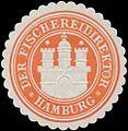 Siegelmarke Der Fischereidirektor Hamburg W0355839.jpg
