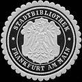 Siegelmarke Stadtbibliothek Frankfurt am Main W0313470.jpg