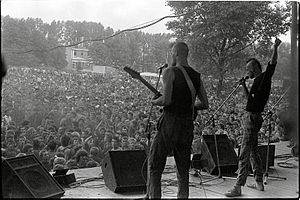 Siekiera - Siekiera at Jarocin Festival in 1984