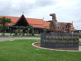 Image illustrative de l'article Aéroport international de Siem Reap-Angkor
