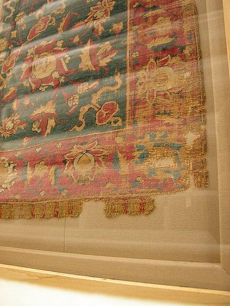 silk carpet - image 8