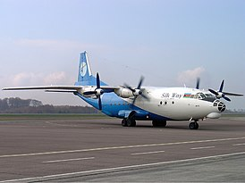 Silk Way Airlines Antonov An-12BP Willems.jpg
