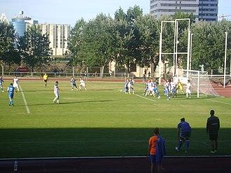 Silva SD - SD Silva vs. Deportivo de La Coruña.