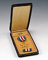 Silver Star from Lt. James Robert Barnett.JPG