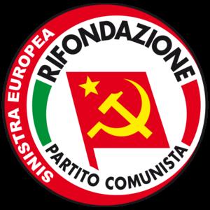 Communist Refoundation Party - Image: Simbolo Partito della Rifondazione Comunista