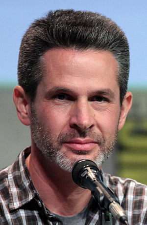Simon Kinberg - Kinberg at the 2015 San Diego Comic-Con International