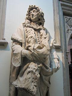 Sir John Cutler, 1st Baronet English merchant and financier
