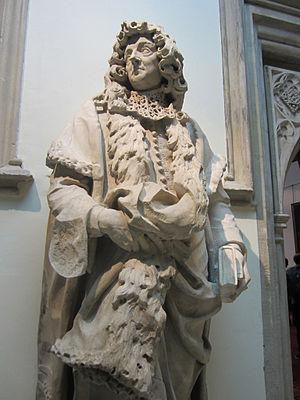Cutler baronets - Sir John Cutler, 1683 The Guildhall, London