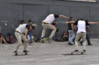 Skateboarding at Mexico City - Flip - 121.tif