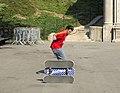 Skateboarding in Central Park (New York) 01.jpg