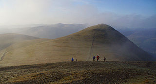 Bob Graham Round English Lakeland fell-running challenge